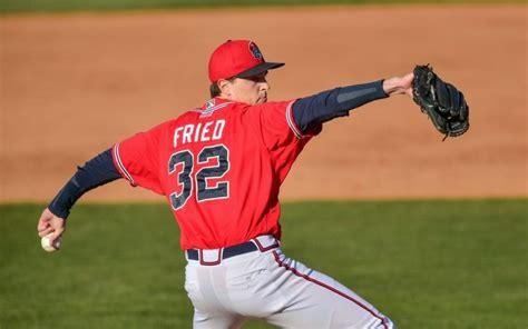 Braves Call Up Max Fried - Atlanta Jewish Times