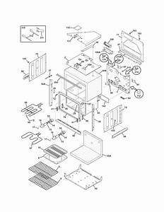 Kenmore 79047833406 Electric Wall Oven Parts