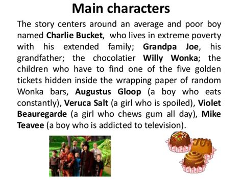 children literature charlie   cocolate factory