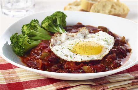 quoi cuisiner avec des oeufs oeufs façon ranch ou huevos rancheros recette