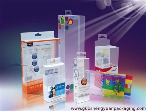 box auto pvc quality clear plastic boxes pillow boxes manufacturer