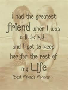 Childhood Best Friends Birthday Quotes
