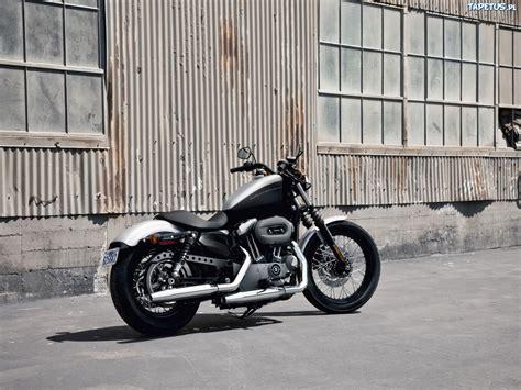 Chopper, Harley Davidson Xl1200n Nightster, Amortyzatory