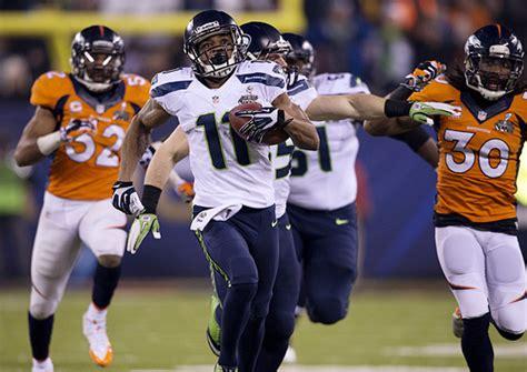 First Downfourth Down Seahawks Demolish Broncos In Super