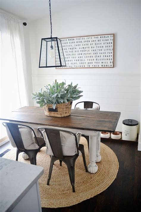 farm table with metal chairs new rustic metal and wood dining chairs farmhouse table