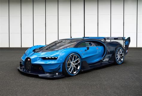 The Bugatti Chiron Will Cost .5 Million
