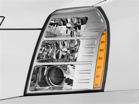 image 2009 cadillac escalade 2wd 4 door hybrid headlight