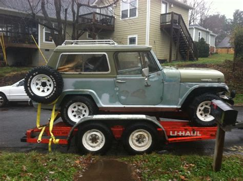 jeep jeepster for sale 1968 jeep commando for sale