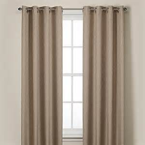 rockport blackout grommet window curtain panels bed bath