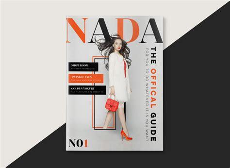 fashion magazine layout design inspiration randi