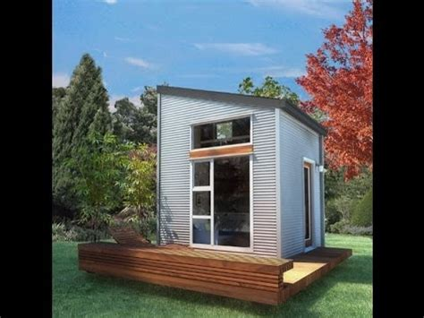 sq ft nomad micro house     small