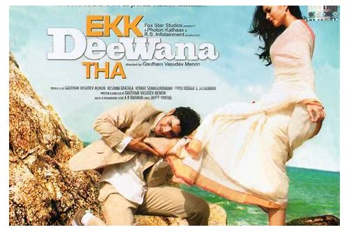 ekk deewana tha songs free download songs.pk