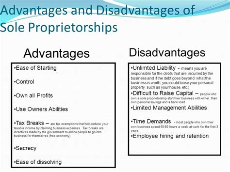 sole proprietorship form of business forms of business ownership ppt video online download