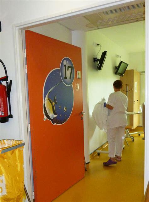 chambres des metier signalétique ludique pour orienter les petits patients