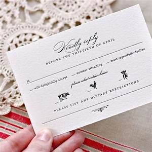 beautiful rsvp card with mela choice dietary restrictions With wedding invitation rsvp dietary requirements