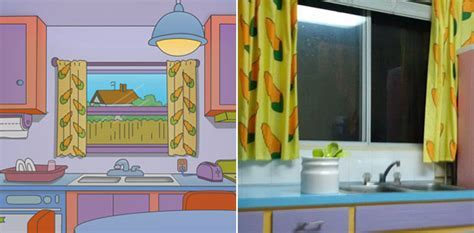 This DIY Simpsons kitchen is eeeexcellent   Stuff.co.nz
