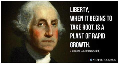 george washington  quotes  motto cosmos