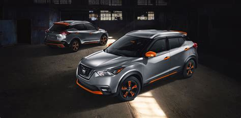 nissan kicks  wacky color options  torque report