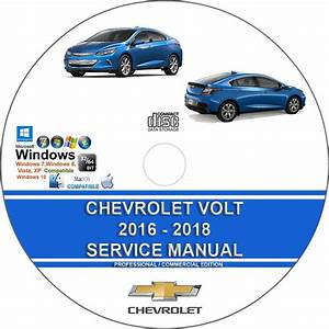 Advertisement Ebay  Chevrolet Volt 2016 2017 2018 Service