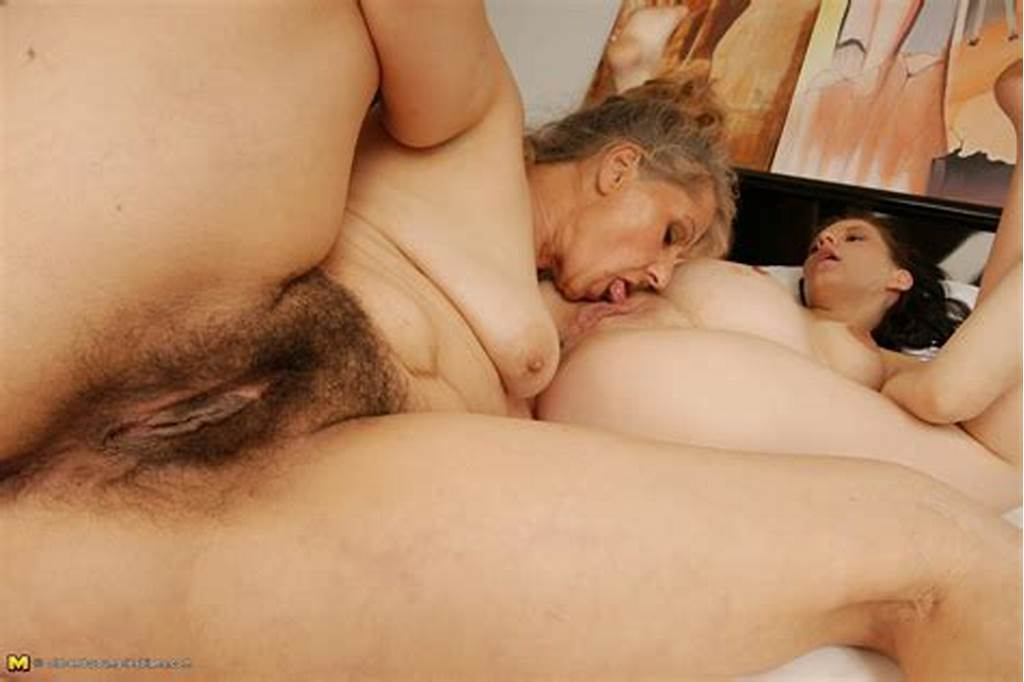#Two #Old #And #Young #Lesbians #Have #Fun #With #A #Pregnant #Babe