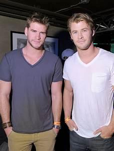 Easy on the Eyes: Chris & Liam Hemsworth
