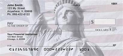 Checks American Personal Reflections Pride Scenic Check