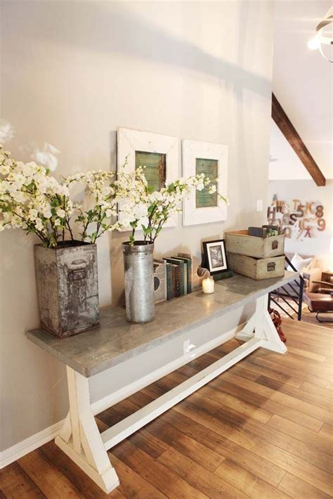 Foyer Decor Ideas by 27 Best Rustic Entryway Decorating Ideas And Designs For 2019