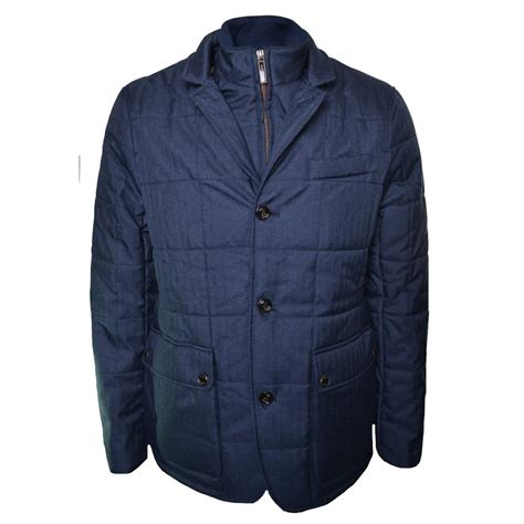 ted baker quilted jacket ted baker mens navy blue jasper quilted jacket