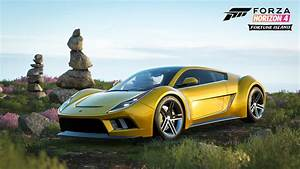 Forza, Horizon, 4, Fortune, Island, Cars, Events, And, Features
