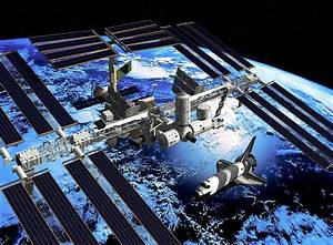 The International Space Station is the most expensive ...