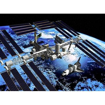 The International Space Station is the most expensive
