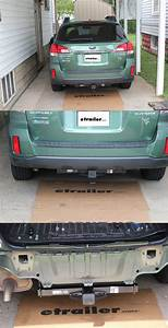 2002 Subaru Forester Trailer Hitch