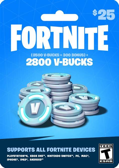 Fortnite - Free v-Bucks