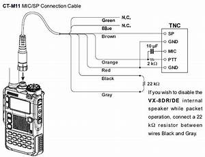 Wire Diagram Of Yaesu Ct