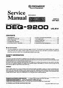 Manual Do Pioneer Deq 9200 - Download Free Apps