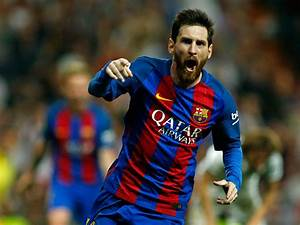 Lionel Messi agrees new £500k per week Barcelona contract ...