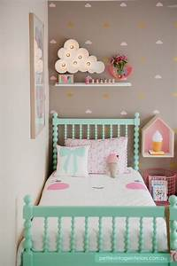 girls room decor 60 Ways to Decorate with Pastels | Sweet Tea & Saving Grace