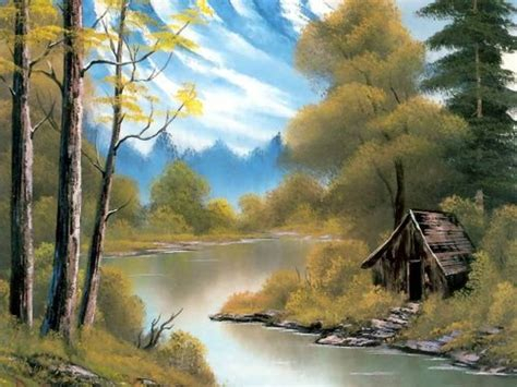 184 Best Images About Bob Ross (favorite Painter) On