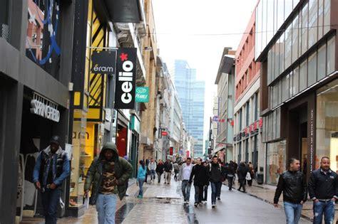 Hm Frankfurt Zeil by Rue Neuve Most Popular Shopping The Bulletin