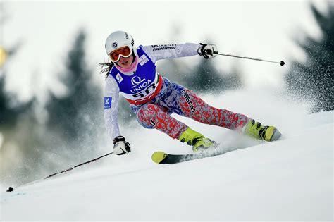 sports, Athletes, Women, Skiing Wallpapers HD / Desktop ...