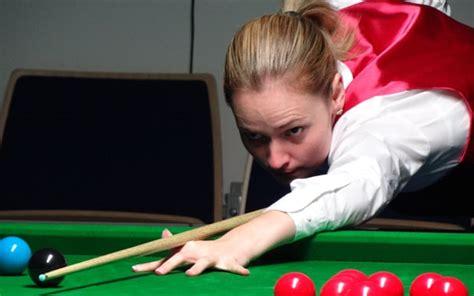 reanne evans hopes  build profile  womens snooker