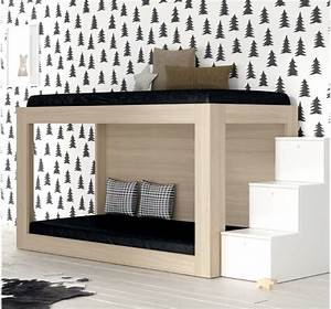 Hochbett Mit Sofa : jugendzimmer hochbett mit sofa ~ Watch28wear.com Haus und Dekorationen