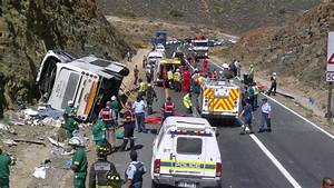 SOUTH AFRICAN ROADS, HIGH ACCIDENT ROUTES IN SA