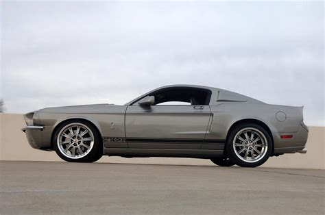 ford mustang gt500 coolest 2008 ford shelby gt500 custom fastback 64359