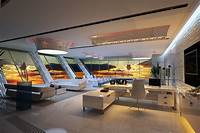 office space design ideas Unconventional Office Space Design