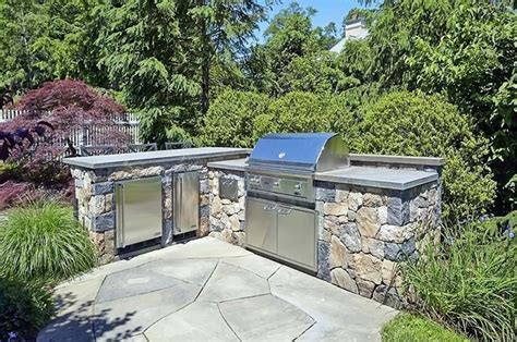 Outdoor L by 37 Outdoor Kitchen Ideas Designs Picture Gallery