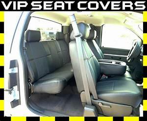 Gmc Sierra Clazzio Leather Seat Covers