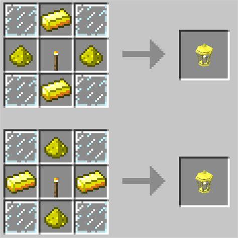minecraft glowstone l crafting minecraft mod minecraft bibliocraft