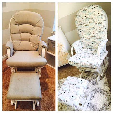 craigslist deals diy rocking chair for your baby s room