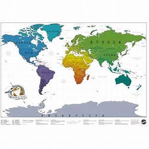 Carte Du Monde à Gratter Maison Du Monde : angleterre carte du monde arts et voyages ~ Teatrodelosmanantiales.com Idées de Décoration